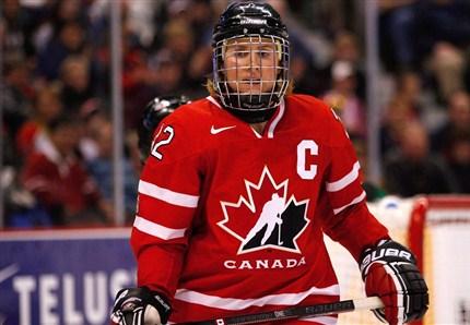 Canada Women Hockey Team Participates In Exhibition Play In Russia