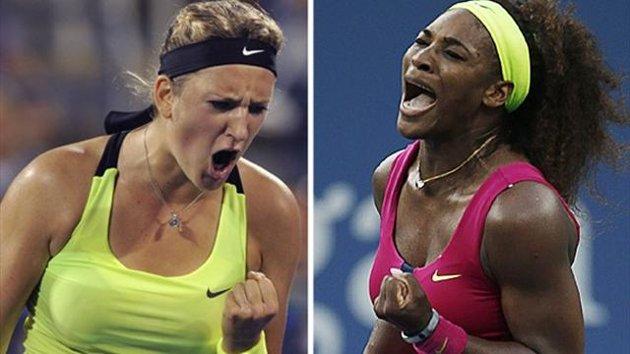 Final Between Azarenka And Serena