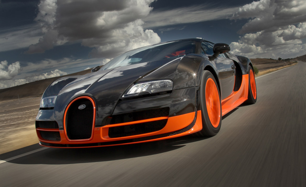 The Fastest And Coolest Sports Cars Of The Year