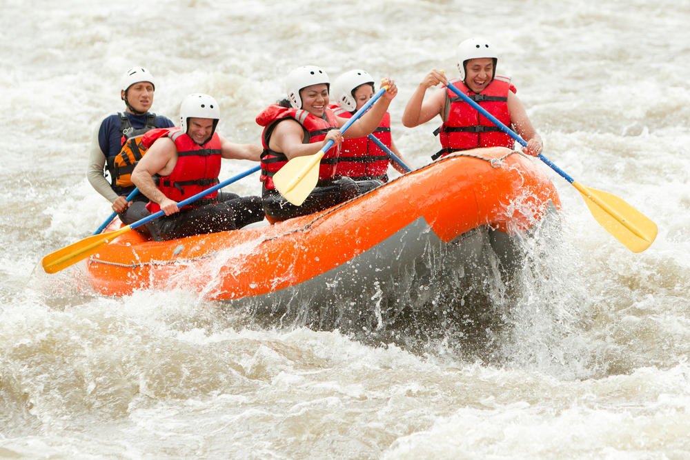 Five Xtreme Sports You Should Try - Shutterstock