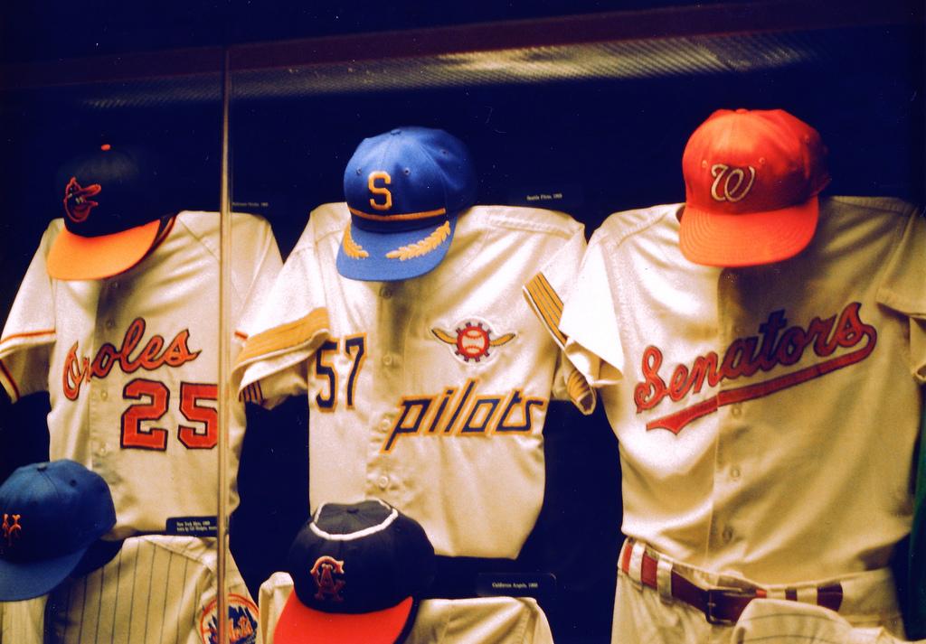 A Look At Baseball Uniforms Throughout History