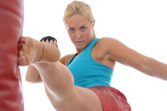 Kickboxing - The Wonder Weight Loss Program For Women