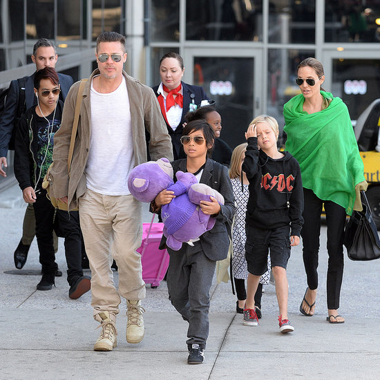 Angelina Jolie's Kids Loved Movie With Brad Pitt