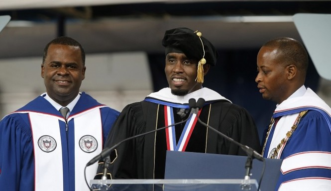 Celebrities With Honorary Degrees