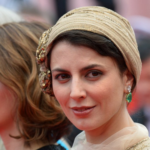 Iranian Actress Leila Hatami's Cannes Kiss Sparks Ire Back Home