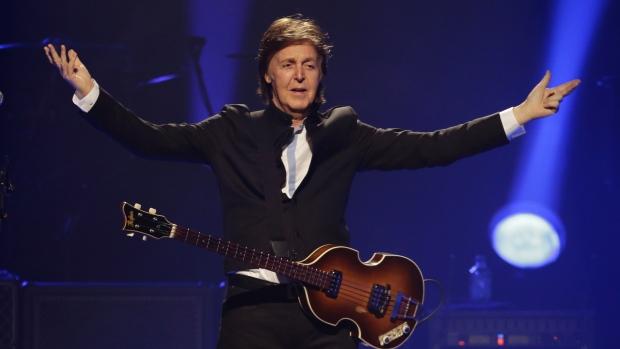 Paul McCartney's Virus Worsens, Cancels Tour