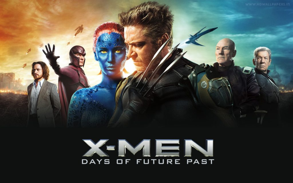 X-Men Days Of Future Past, Movie Review