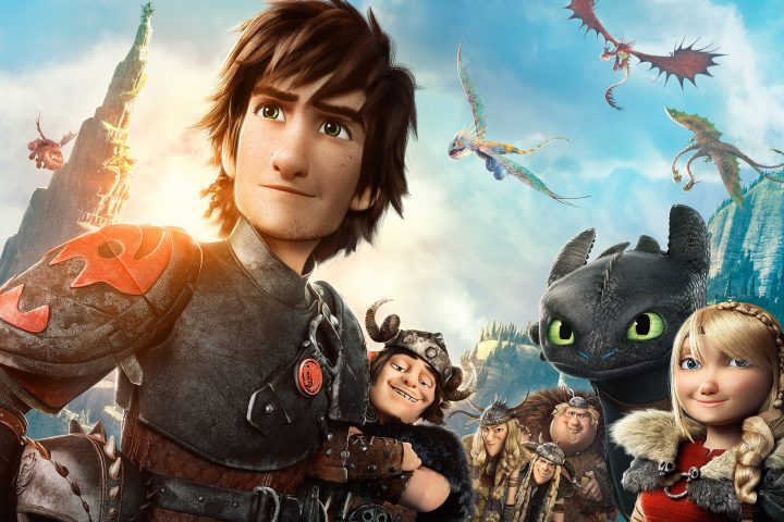 How To Train Your Dragon 2 (3D) Movie Review