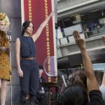 Hunger Games Salute Utilized As Protest In Thailand