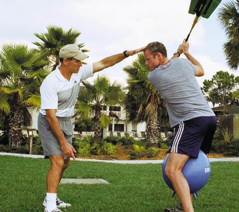 Can A Personal Trainer Help Your Golf Game