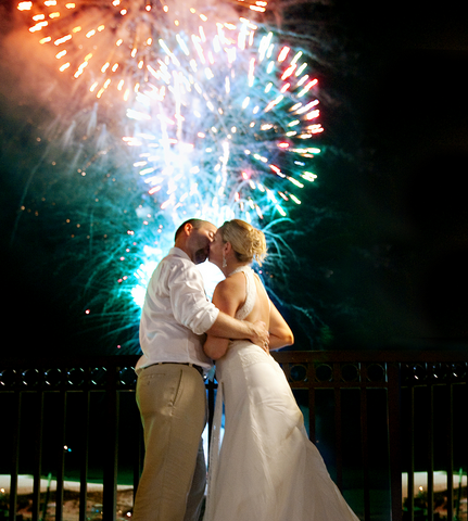 Where To Find The Best Fireworks For Your Wedding