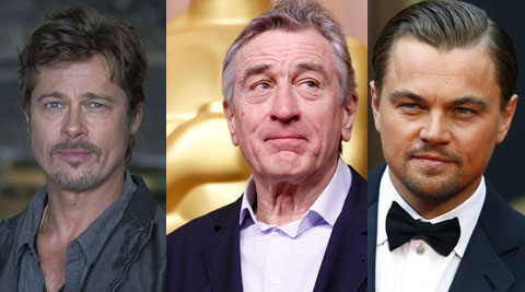 Leonardo Dicaprio, Brad Pitt and Robert De Niro Short Film With Great Director Martin Scorsese