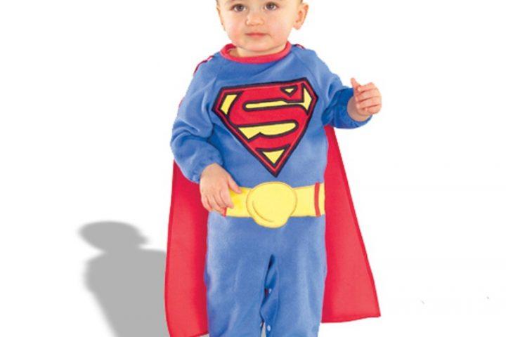 Супер бебе: Кид костими за борбу против криминала