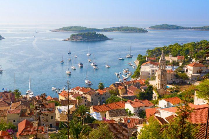 คู่มือท่องเที่ยวตอนกลางของ Dalmatia