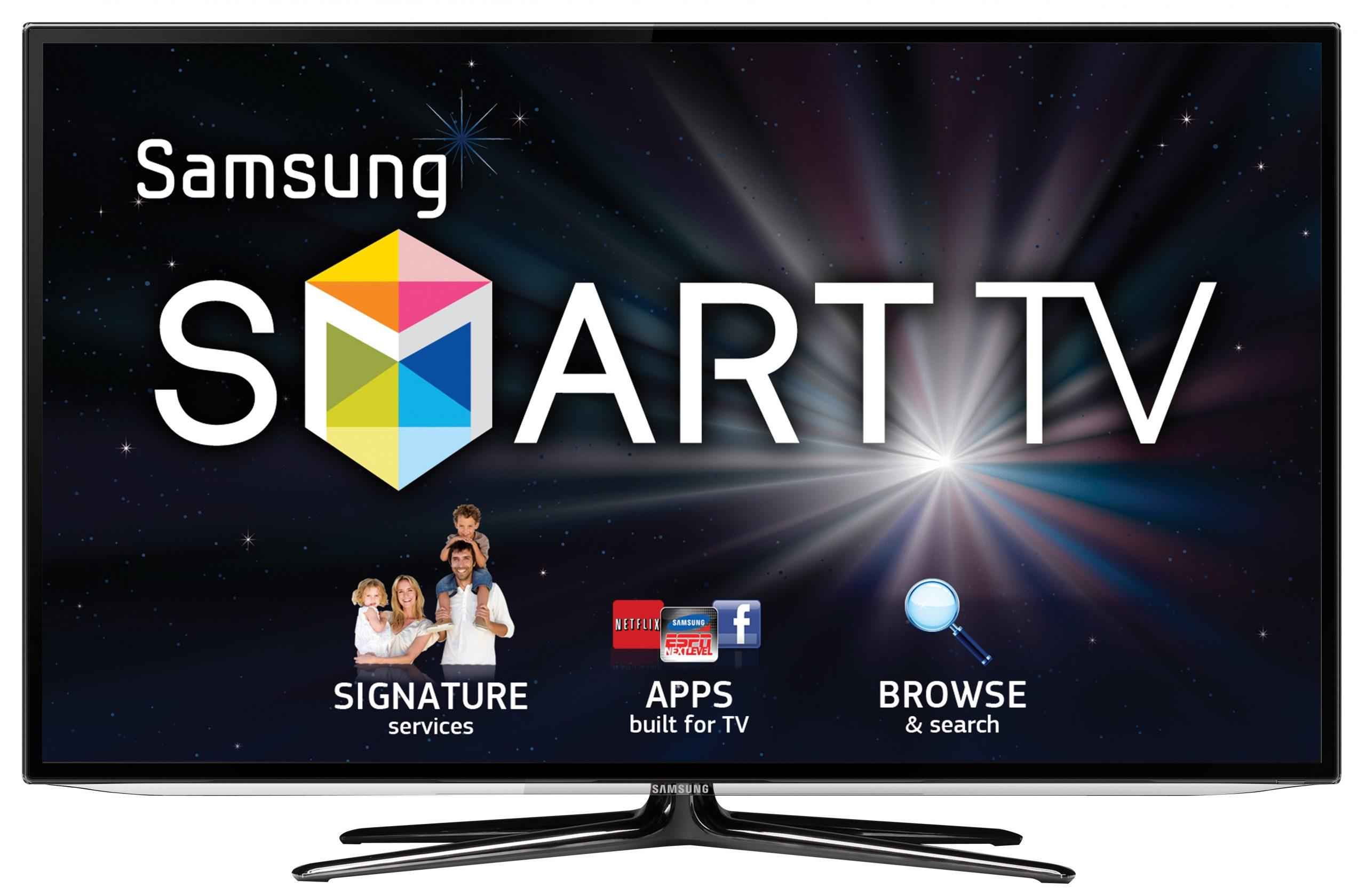 Elucidate 7 Features Of Samsung Smart TV