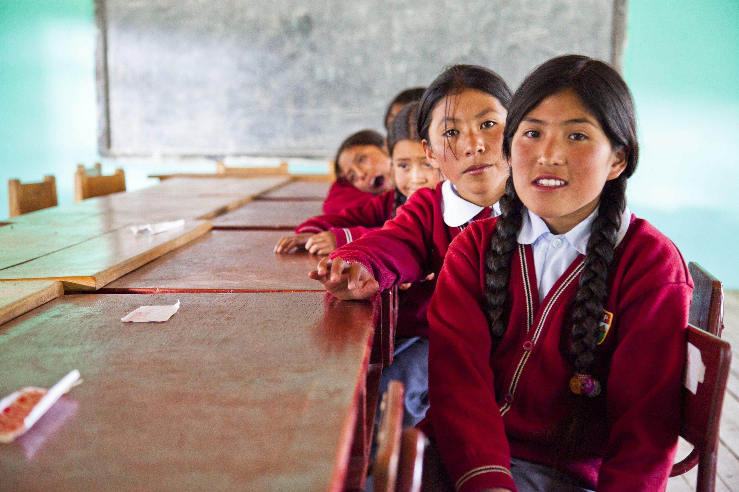 Revolutionizing Education - Empowering The Female Gender