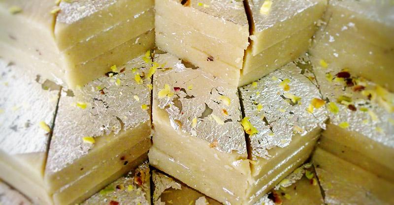Sweets To Celebrate Gangaur