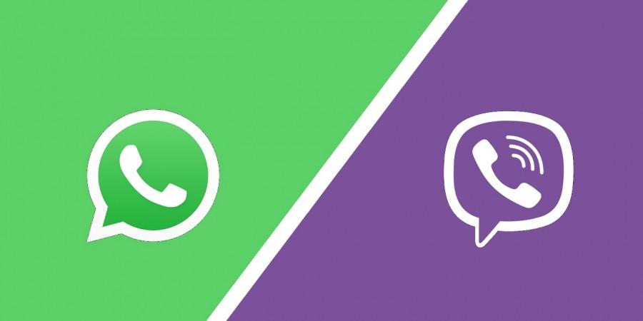 Whatsapp v/s Viber