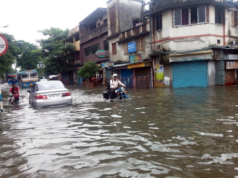 Kolkata Just Turned Into Venice