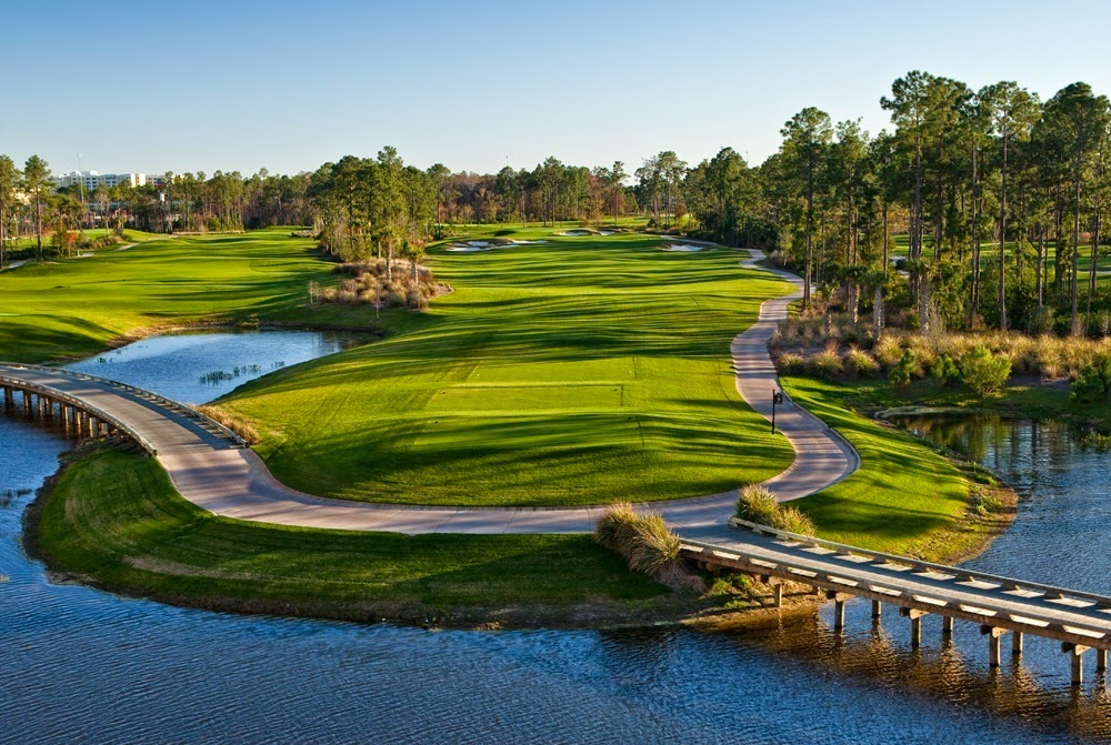 Golfing Trip in Orlando, Florida