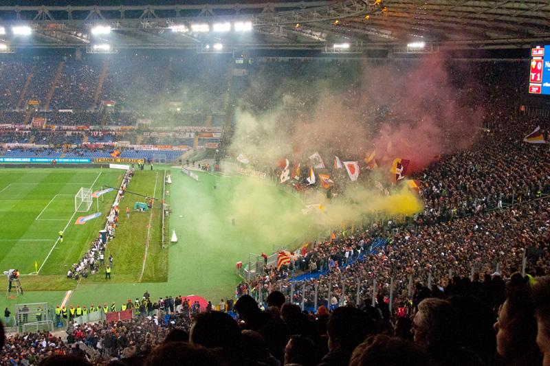 How Soccer Fans Should Explore Rome