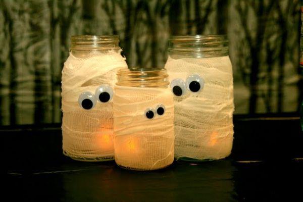 Easy Halloween Spooktacular Craft Ideas