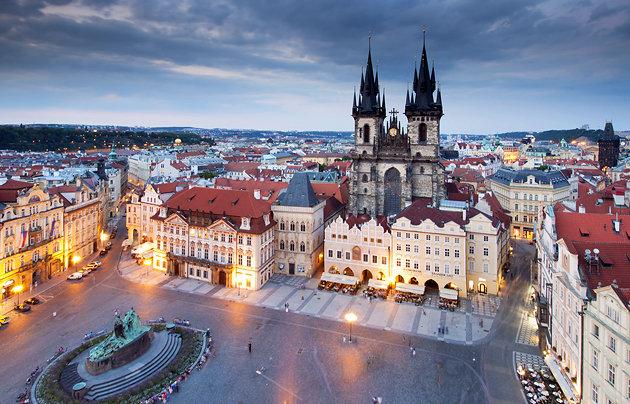 Popular Attractions in Prague