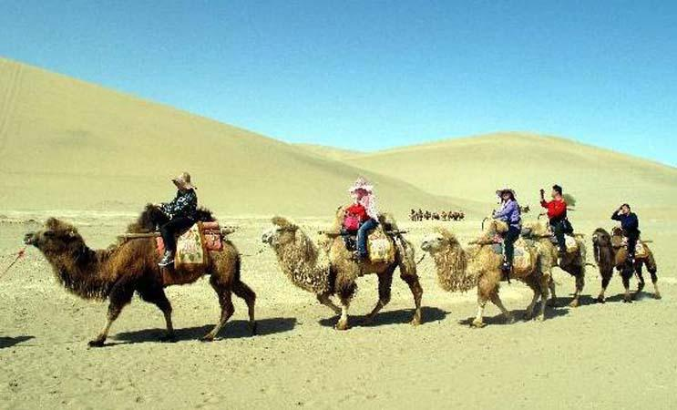 Travelling Through the Silk Road