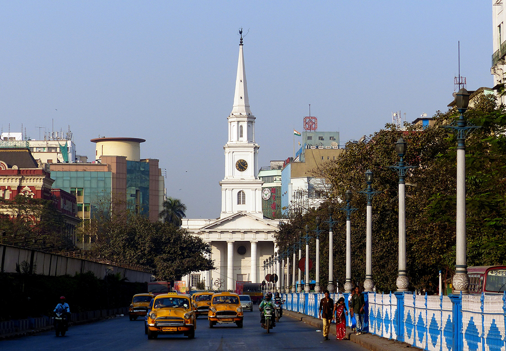 Experience Indian History As You Walk Through The British Raj Era Bungalows and Churches