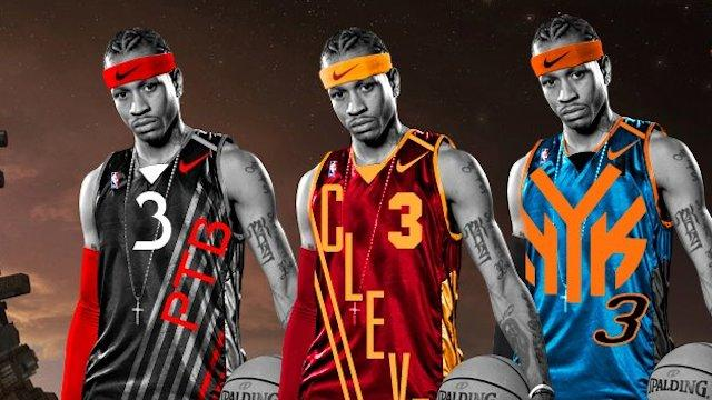 Basketball Uniform Design Elements