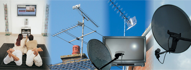 Different Aerial Services That Add Life To Your Home Entertainment