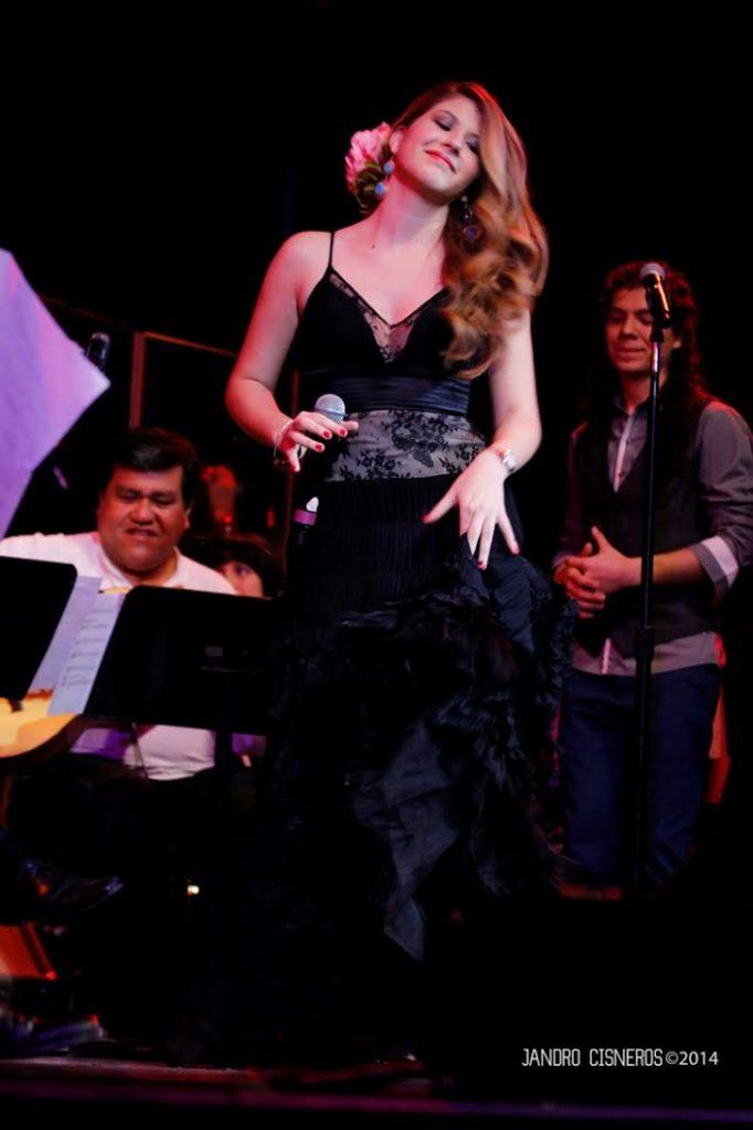 Nora Zahera- Mexican Singer-Songwriter
