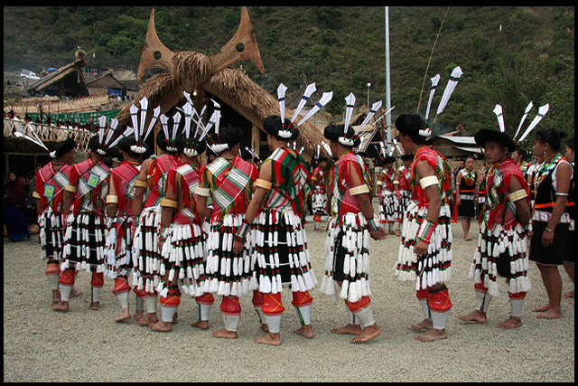 Tourist Destination Of North East India - A Blend Of Serenity and Charm