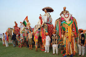 Celebrate Holi In An Altogether Different Style In Jaipur: Elephant Festival
