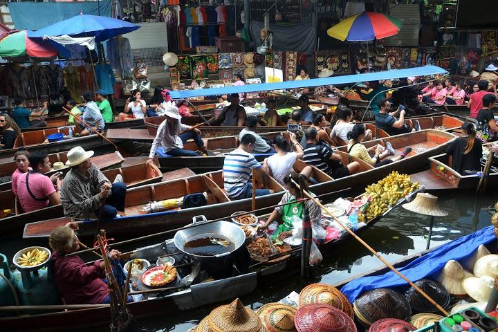 5 Experiences To Blend With The Locals In Bangkok