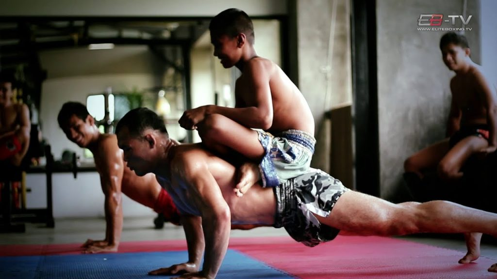 Discovering Muay Thai Boxing