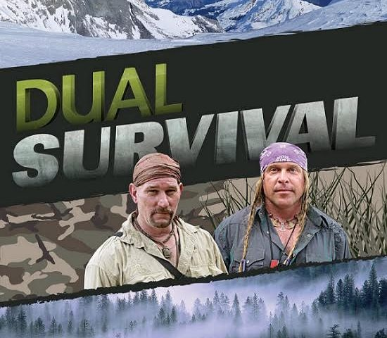 """New Season Of 'Violent Reaction' To Dual Survival"""""""