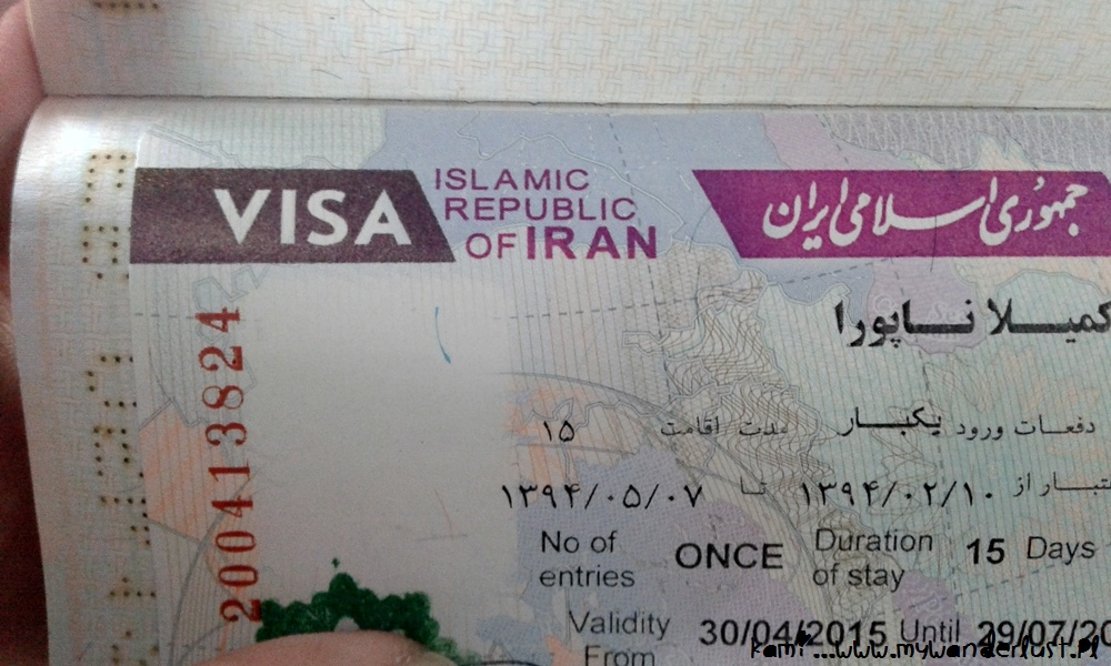 5 THINGS TO KNOW ABOUT IRAN VISA