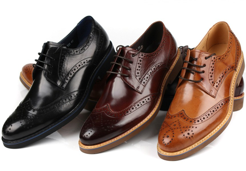 Choosing The Best Colors In Men's Dress Shoes