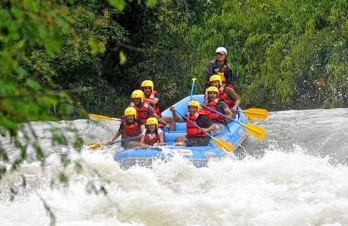 Thrilling Activities In Coorg