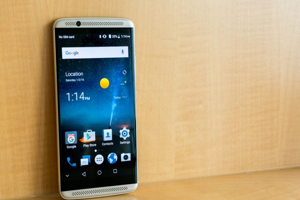ZTE's Axon 7 Has High-End Specs And Design With A Budget Price