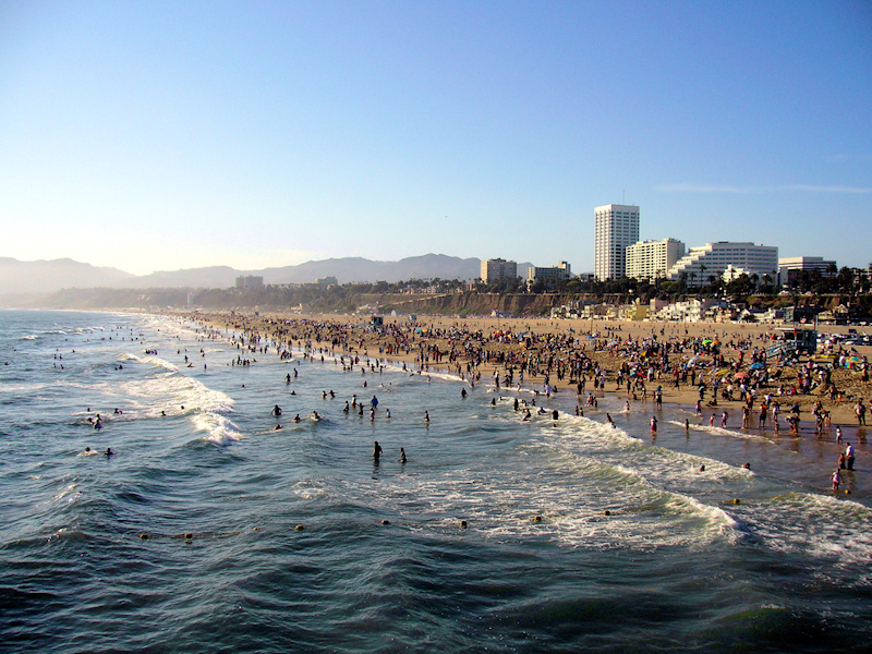 Rent A Passenger Van With A Driver and Tour Los Angeles