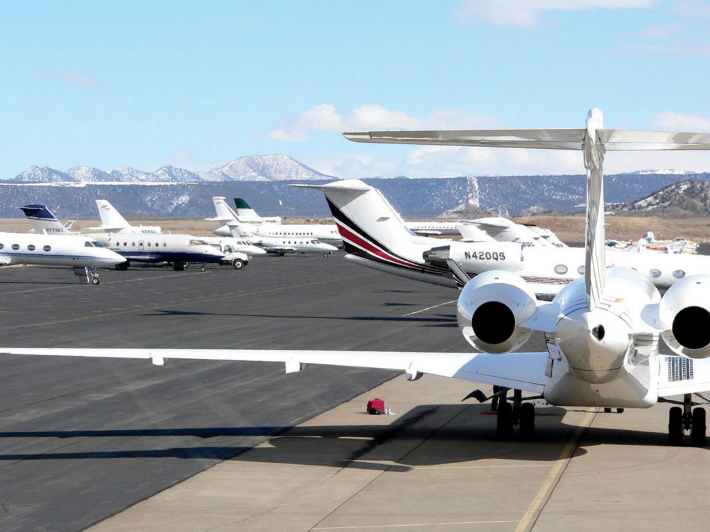 Why Use The Top Private Jet Airports