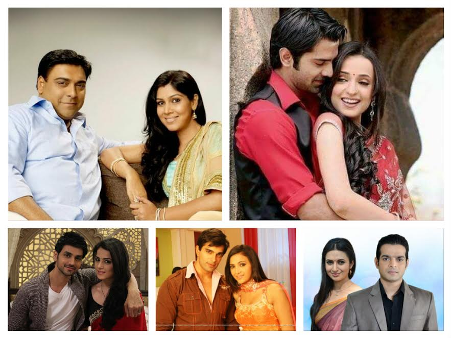 Evergreen On-Screen Jodis Of Indian Television