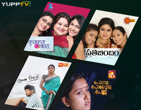 Popular Indian TV Channels In Overseas
