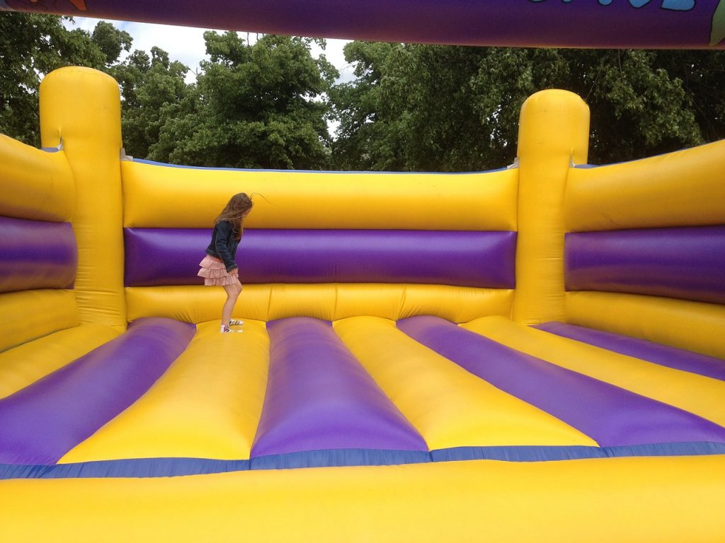 Things To Remain Aware Of Before Going For Bouncy Castle Hire