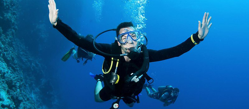 Scuba Diving In MARMARIS