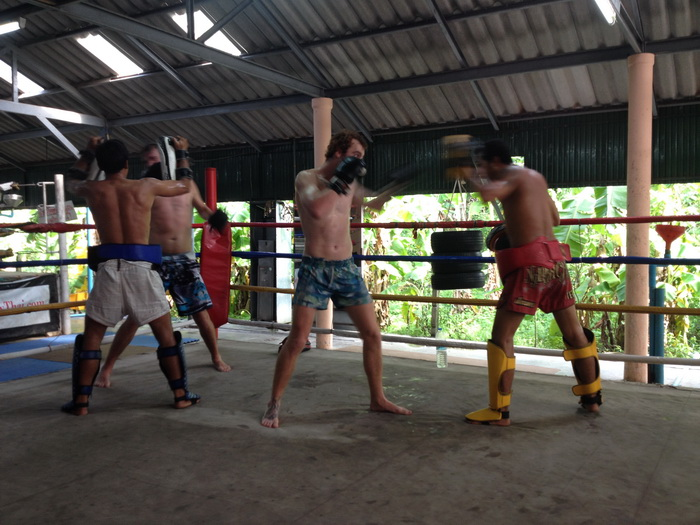 Why Should People Practice Muay Thai In The Holiday