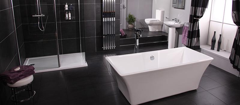 Design Tendencies: Bathrooms With Grey Colour Schemes