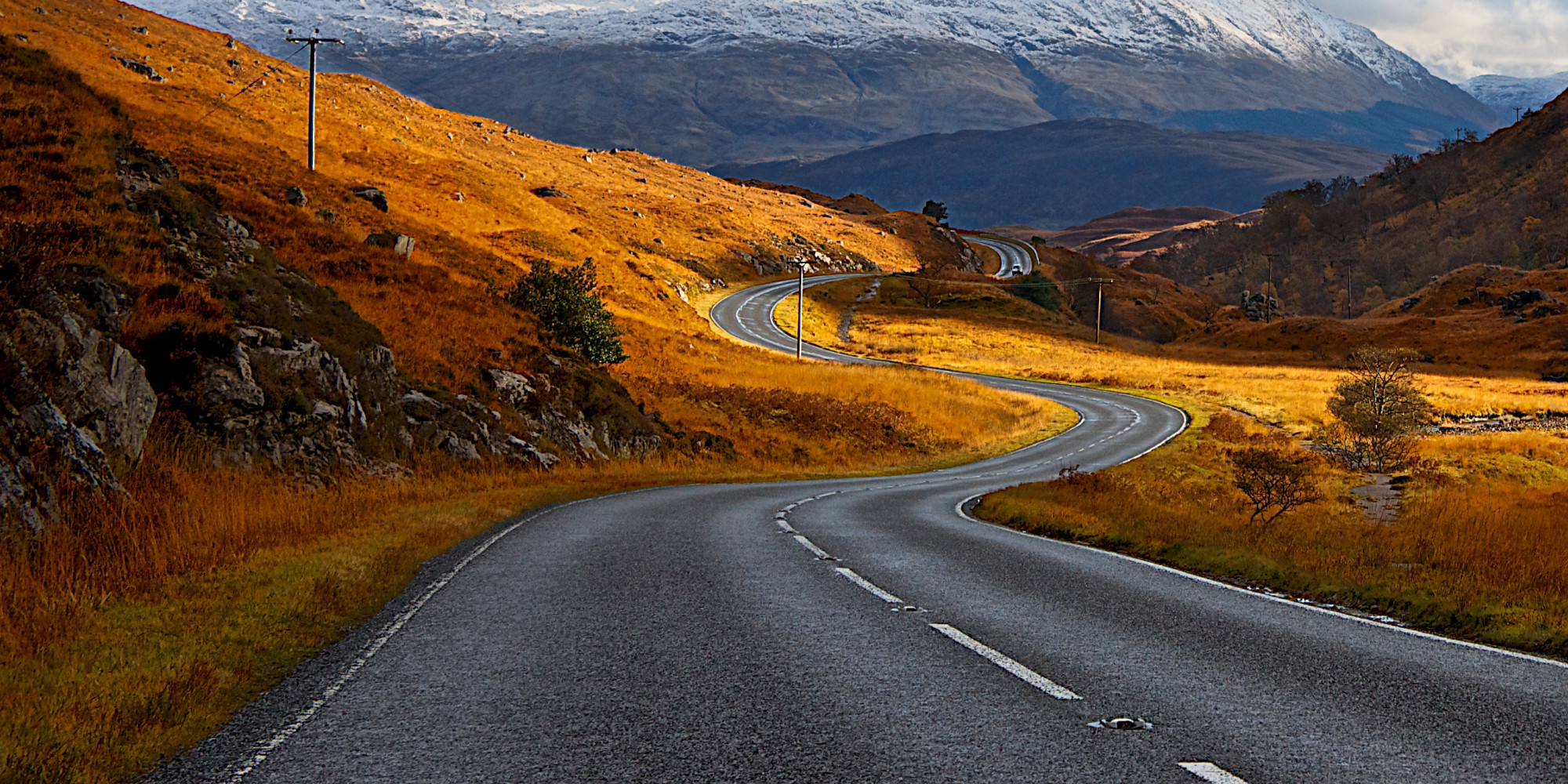 The UK's Most Breath-taking Countryside Routes Mapped Out